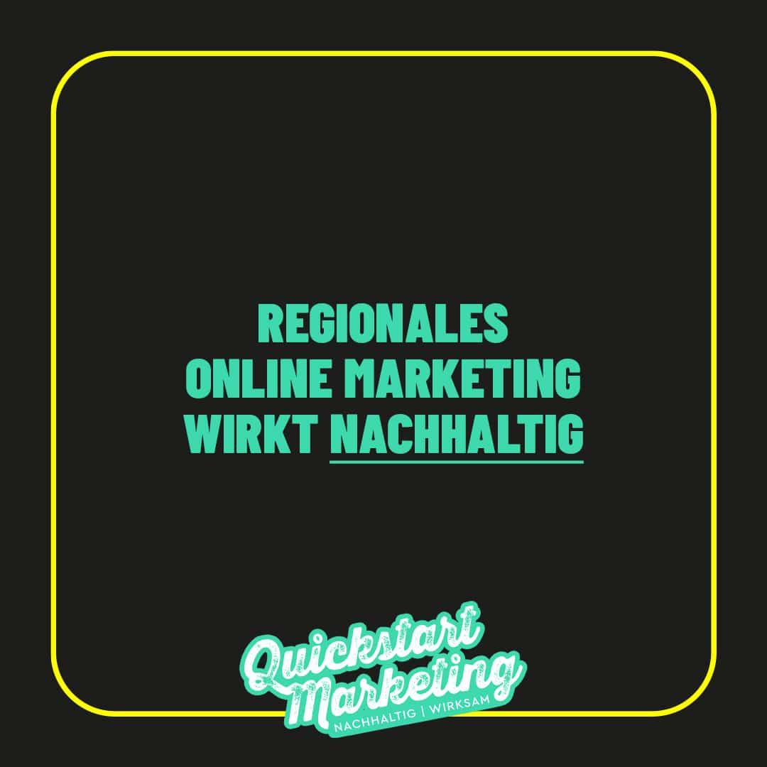 Regionales Online Marketing